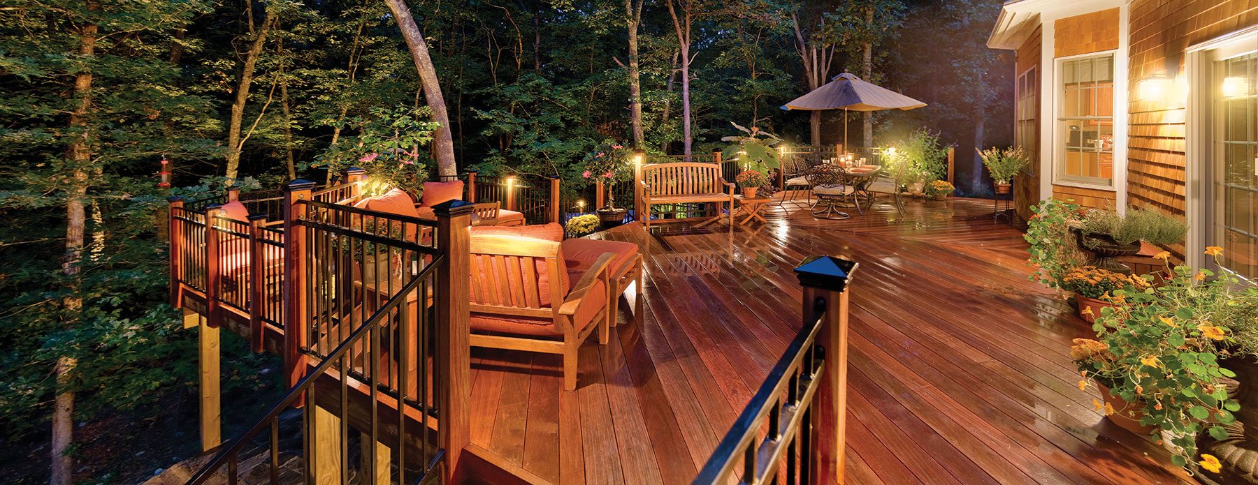 Fort Collins, Loveland Deck Stain